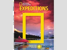 National Geographic Expeditions Travel Catalog 20162017