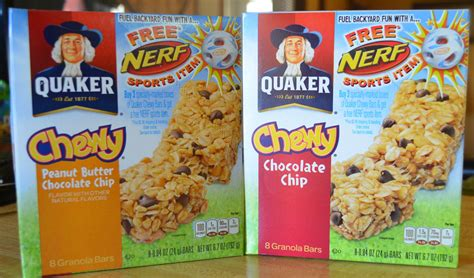 Fuels Backyard Get Togethers Riddles by Ad Quaker Chewy Bars Review Prize Pack Giveaway Ends
