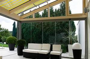 Terrasses En Vue : coupe vent et fermetures de terrasses lamatec ~ Melissatoandfro.com Idées de Décoration
