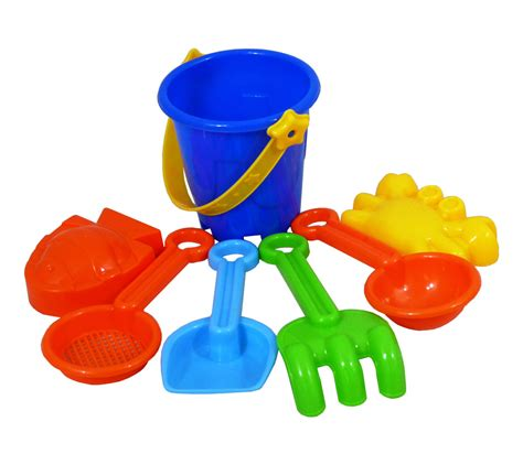 Blue Kitchen Decor Ideas - sand toys shopswell