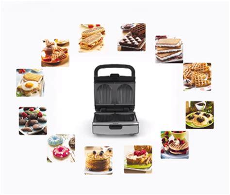 recette cuisine plancha tefal croque gaufre snack collection sw853d12