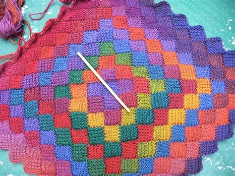 300 Best Images About Tunisian Crochet On Pinterest