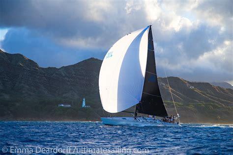 transpac race  finishes scuttlebutt sailing