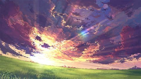 Anime Nature Wallpaper Hd - beautiful anime wallpaper 68 images