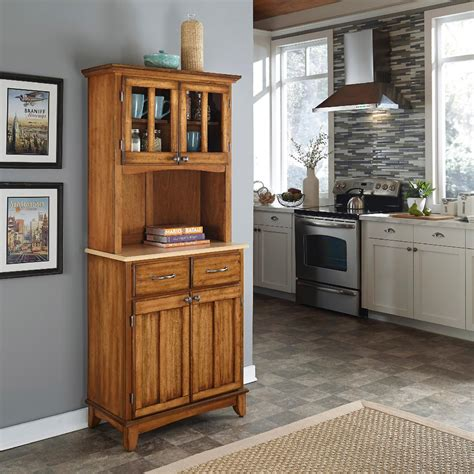 Kitchen Sideboard Hutch by Home Styles Buffet Server Hutch