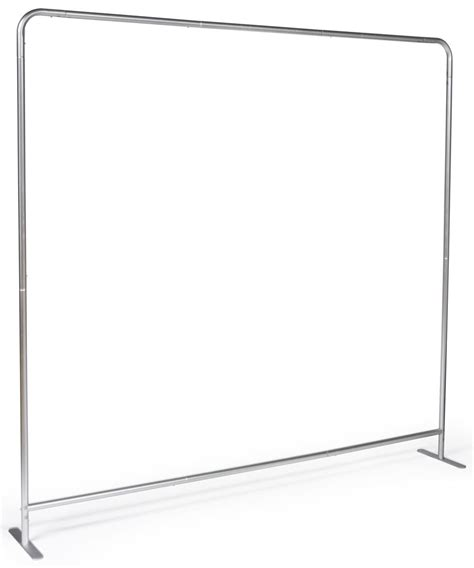 wide banner backdrop aluminum frame