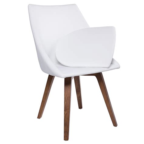 30852 dining chair cushion contemporary calla white modern dining chair eurway furniture