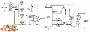 Motor Electronic Speed Controller Circuit Diagram 2