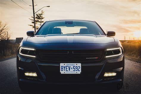 review  dodge charger sxt awd canadian auto review