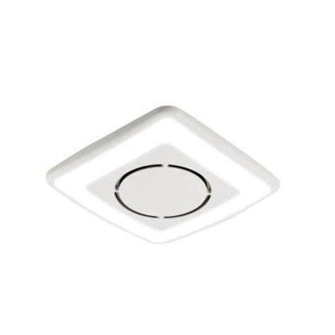 nutone exhaust fan with led light nutone 100 cfm ceiling exhaust bath fan with soft surround