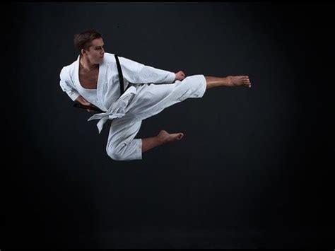 Taekwondo Flying Kick