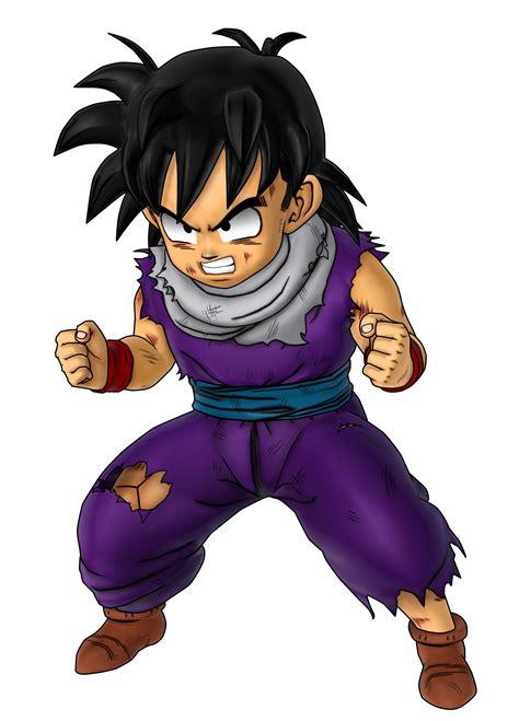 gohan dragon ball fighterz