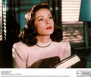 Pin Still Of Gene Tierney In Leave Her To Heaven (1945) on ...