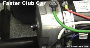 Make Club Car Precedent Have Faster Top End With High