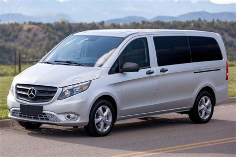 mercedes minivan 2016 mercedes benz metris minivan pricing for sale edmunds