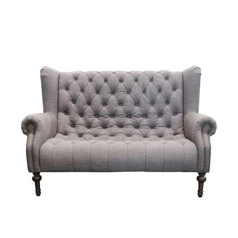 Small Loveseat Sofa by And Theo Small Sofa