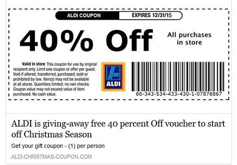 40% Off Grocery Coupons On Facebook