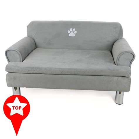 canapé pour chiens canapé pour chien zolia liloe panier et corbeille
