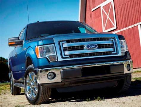 Ford F-150 V6 Ecoboost Tops 500,000 Sales