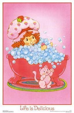 strawberry shortcake wikipedia