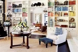 15 Ideas para Decorar tu Sala con Libreros
