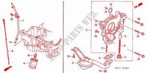 Oil Pump For Honda Cars Civic Hybrid Mx 4 Doors Full