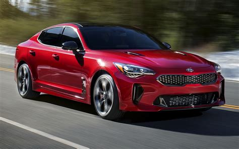 kia stinger gt  wallpapers  hd images car