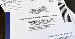 Mail in ballots