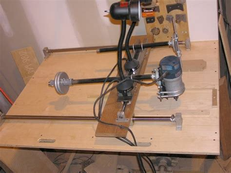 router duplicator  copying curved shapes projects