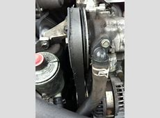 Acura TSX Serpentine belt replacement issue AcuraZine