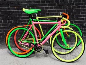 Anyone got pictures of first generation bikes with neon