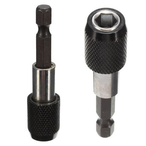 impact hex shank quick release change drill bits