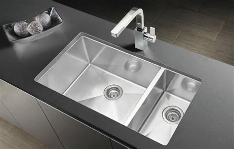 blanco kitchen sinks stainless steel blanco steelart handcrafted stainless steel sinks blanco 7919