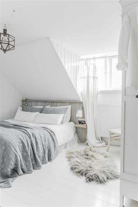 Gray And White Room Decor - our bedroom picture taken by paulinaarcklin home loft