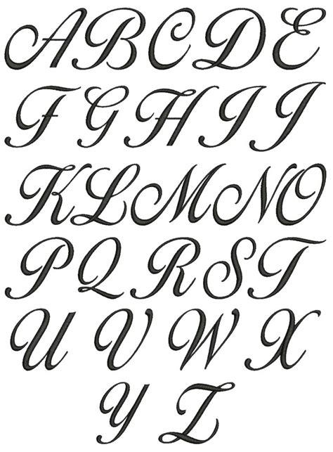 vb net cursive letters   lowercase  uppercase