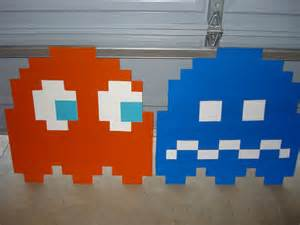 8-Bit Game Characters Costumes