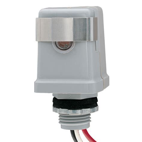 Intermatic Photo Wiring by Intermatic K4141c Dusk To Thermal Photocell