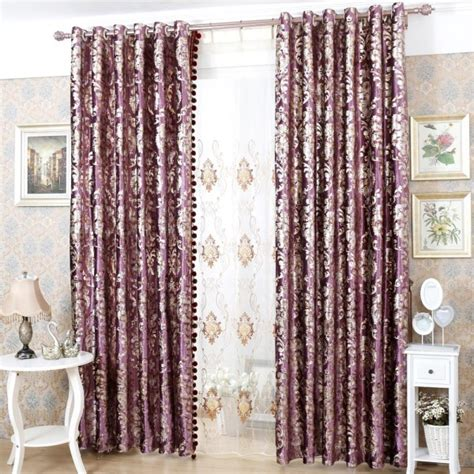 luxury curtains collection apartment decoration