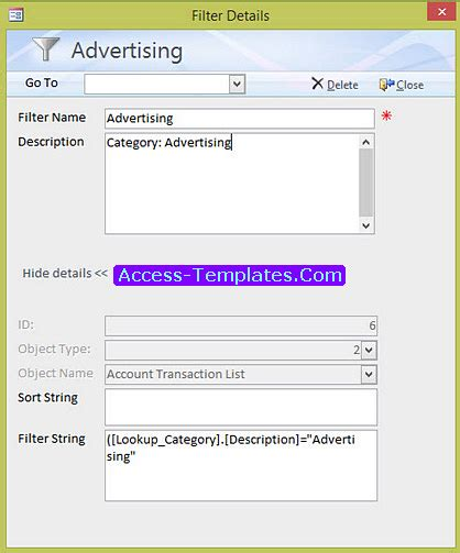 access templates for small business access templates for small business accounting ledger tutorial