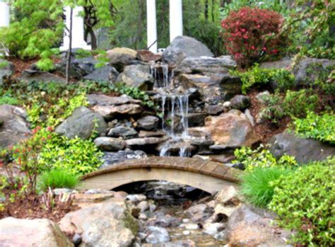 waterfall pond ideas diy waterfall pond ideas water gardens ideas goodhomez com