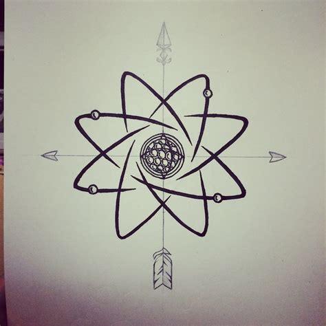 25+ Best Ideas About Atom Tattoo On Pinterest Galaxy