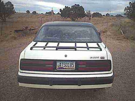 how it works cars 1989 buick regal transmission control buy used 1989 buick regal custom coupe 2 door 3 1l gran sport in snowflake arizona united