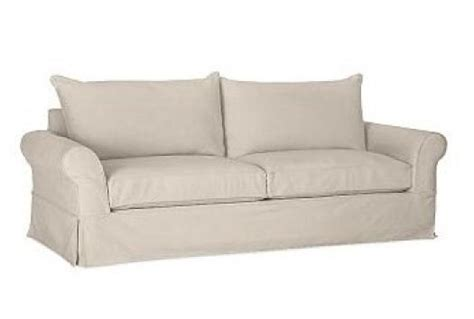 Pottery Barn Grand Sofa by Pottery Barn Pb Comfort Grand Sofa Slipcover Bc Ebay