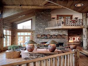 Living room wooden furniture, decorating small living ...