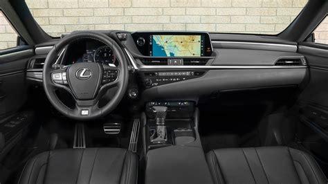 Lexus Es 350 Interior by 2019 Lexus Es 350 F Sport Interior Us Spec
