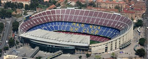 FC Barcelona Stadium Camp Nou