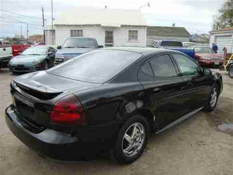purchase used 2004 pontiac grand prix black gt v6 ac