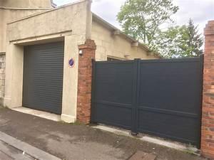 Porte De Garage A Enroulement : porte de garage a enroulement porte de garage enroulement ~ Dailycaller-alerts.com Idées de Décoration
