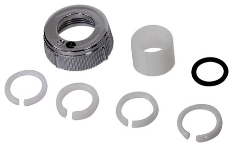 Replacement Spout Nut, O-ring, And Snap Ring For Catalina