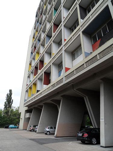 Berühmte Architekten Berlin by Corbusierhaus Ix Le Corbusier